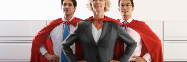 Разберете как да създадете търговски екип със супер сили!