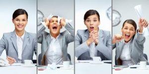емоции, емоционална интелигентност, как да не се влияя от негативни емоции
