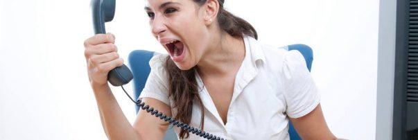 """Как да """"преодолеем"""" секретарката по телефона?"""